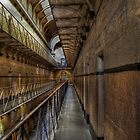 Old Melbourne Gaol by Scott Sheehan