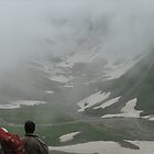 The great fog in amarnath by Ravneetsingh