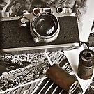 Old camera by Luisa Fumi