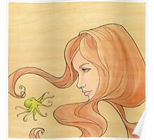 The Octopus Mermaid 1 Poster