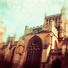 Bristol Cathedral by Sharonroseart