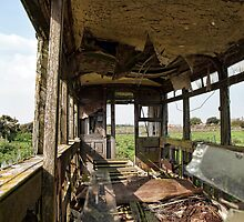 Old Tram by photomusdigital