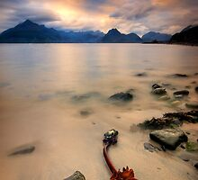 9 pm Elgol, Skye by David Mould