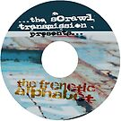 Frenetic Alphabet - CD Design by zenclayre