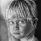 Little Girl by Jim Parker