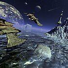 Ice Station Echo. by Bill Marsh