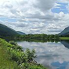 Loch Ceann, Scotland. by Roy  Massicks