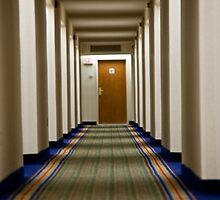 Hallway Stroll by phil decocco