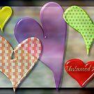 Hearts of all sorts by Untamedart