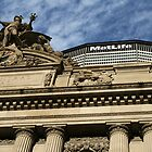 Grand Central PanAm Metlife, New York City by Jane McDougall