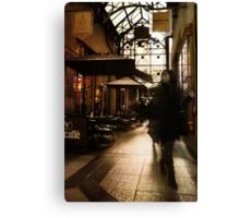 Melbourne's Laneways & Alleys 1 Canvas Print