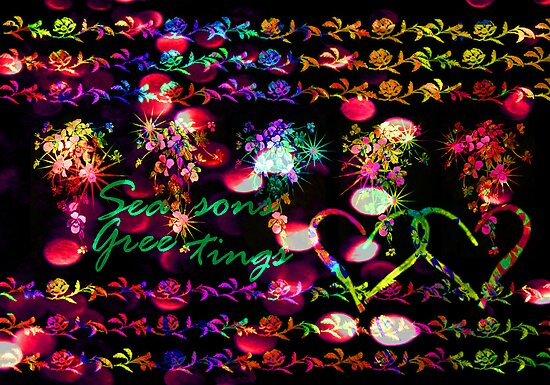 Greetings Card. by Vitta