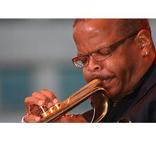 Terence Blanchard - DJF - 2010 - Jazzdom Photographic Print
