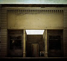 Main Street Facade by jscherr