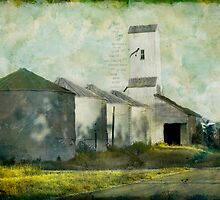 Grain Elevator by JulieLegg