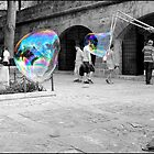 Bubbles by Paul  McIntyre