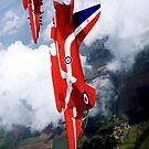 Red Arrows Loop by David Chadderton