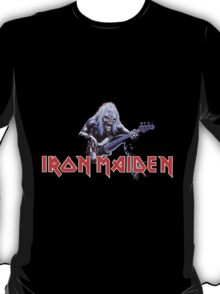 Iron Maiden  - Logo and Eddie T-Shirt