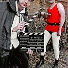 """El magical cerebral contra lucha box""  by Danrphotography"