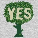 YES TREE by cintrao