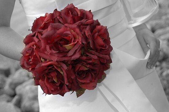 Wedding Bouquet by brupert
