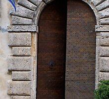 Montepulciano Keystone by Terry Banfich