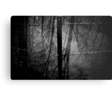 Fade into shadow..you''ll burn..your forture is free..I can see it's no good..voodoo Metal Print
