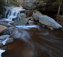 Jacks Falls by Donovan wilson