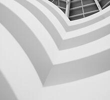The Swirl of the Guggenheim  by emmaart