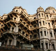 Heritage building, Calcutta,India by creatiwitty