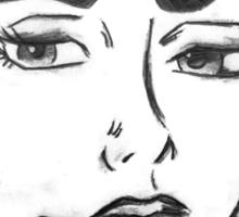 Mean Girls meets Roy Lichtenstein. Sticker
