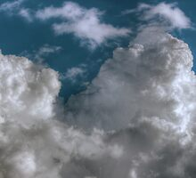 White Fluffy Clouds by Aaron Campbell