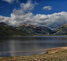 Twin Lakes, Colorado by Rachel Leigh