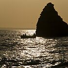 Algarve: Golden Dawn by Kasia-D