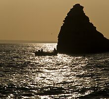 Algarve: Golden Dawn by Kasia-D