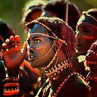 Masai - Kenya by Nigel Fletcher-Jones
