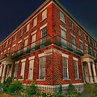 Red Brick Corner in Georgian Liverpool by patrixpix