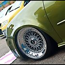 MK5 Golf On BBS RS Rims by Adam Kennedy