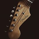Guitar Icon : '62 Strat by Nick Bland