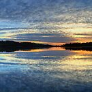 Twilight - Narrabeen Lakes, Sydney - The HDR Experience by Philip Johnson