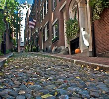 Acorn Street - The Servants Quarters by HumbleLiving