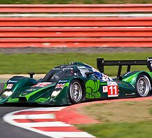 Drayson Racing by Willie Jackson