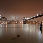 Brooklyn Bridge by Gianluca Nuzzo