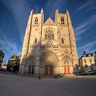 Cathedrale de Nantes by Stefan Trenker