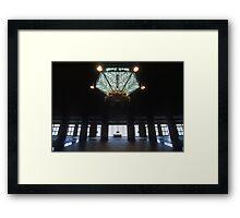Goeido Hall, Nishi Honganji Temple, Kyoto, Japan Framed Print
