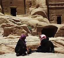 Petra Women by Shannon Friel