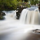 Linton Falls 2 by James Dolan