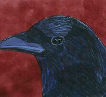 The Crow by Brenda Scott