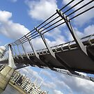 Wibbly Wobbly Bridge - Londinium by BlackhawkRogue