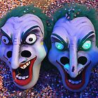 Joker Masks - Liestal, Switzerland by BlackhawkRogue